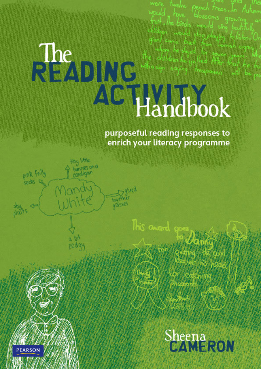 The Reading Activity Handbook by Sheena Cameron