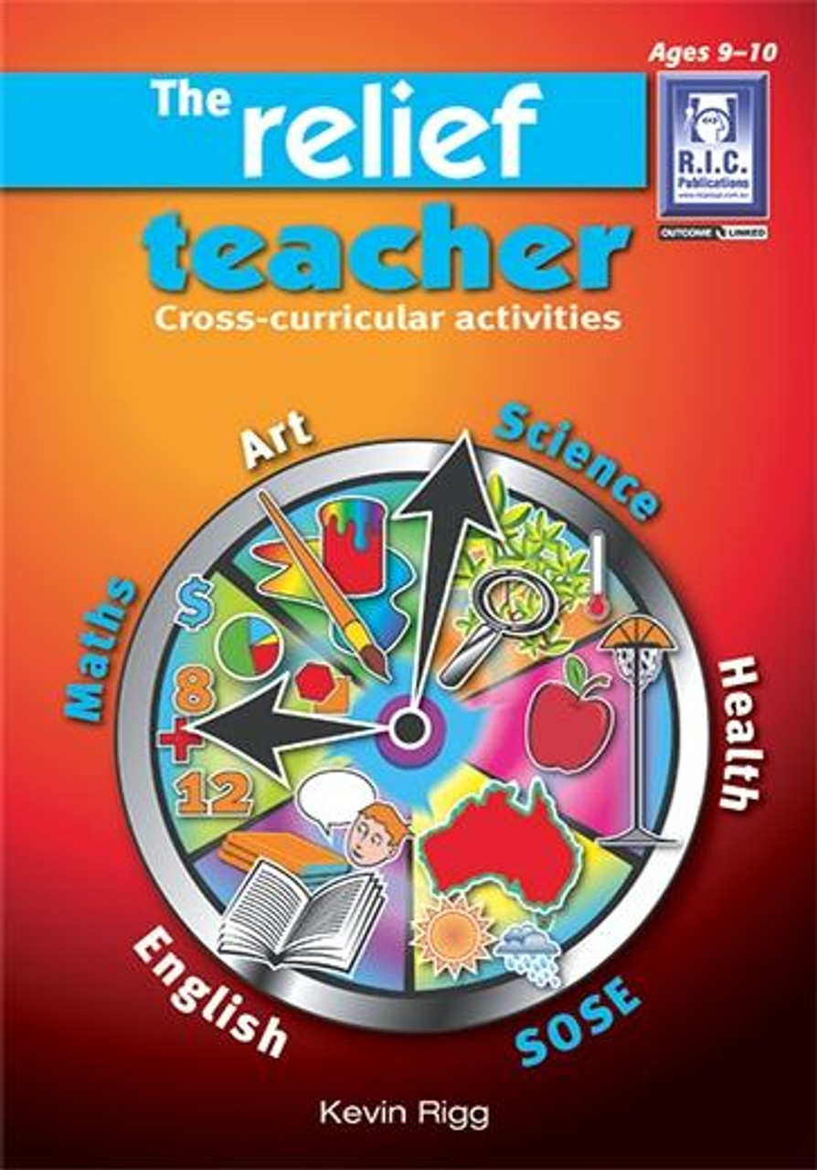 The Relief Teacher Book 3 (Ages 9-10)