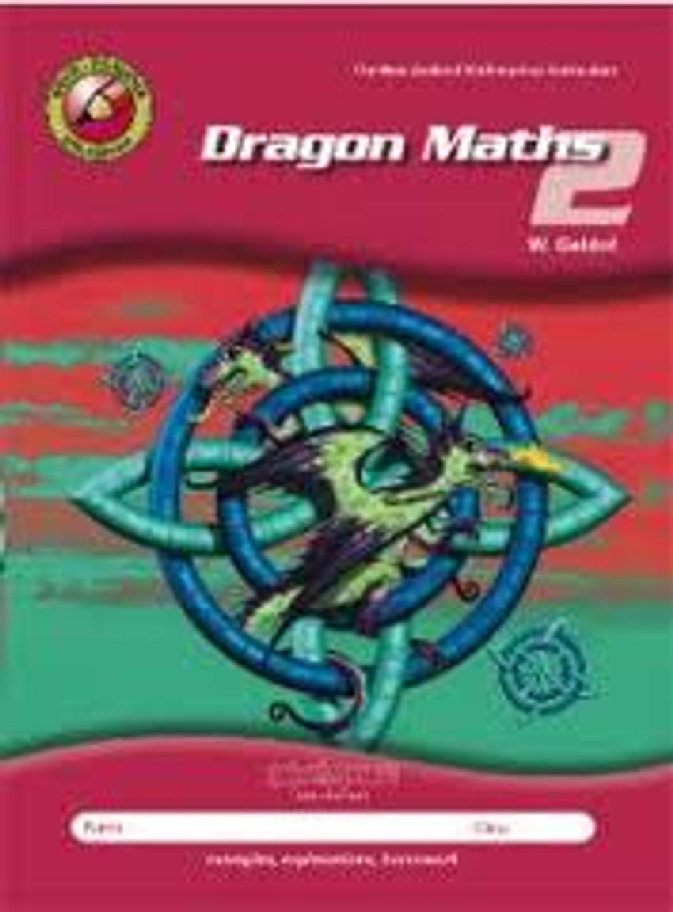 Dragon Maths 2 - NZ Mathematics Curriculum