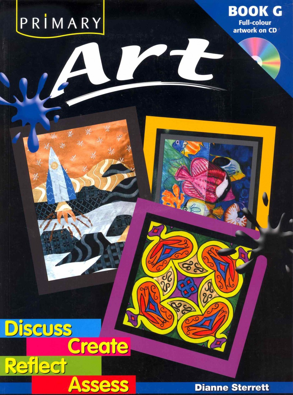 Art for ages 11-12: Book G
