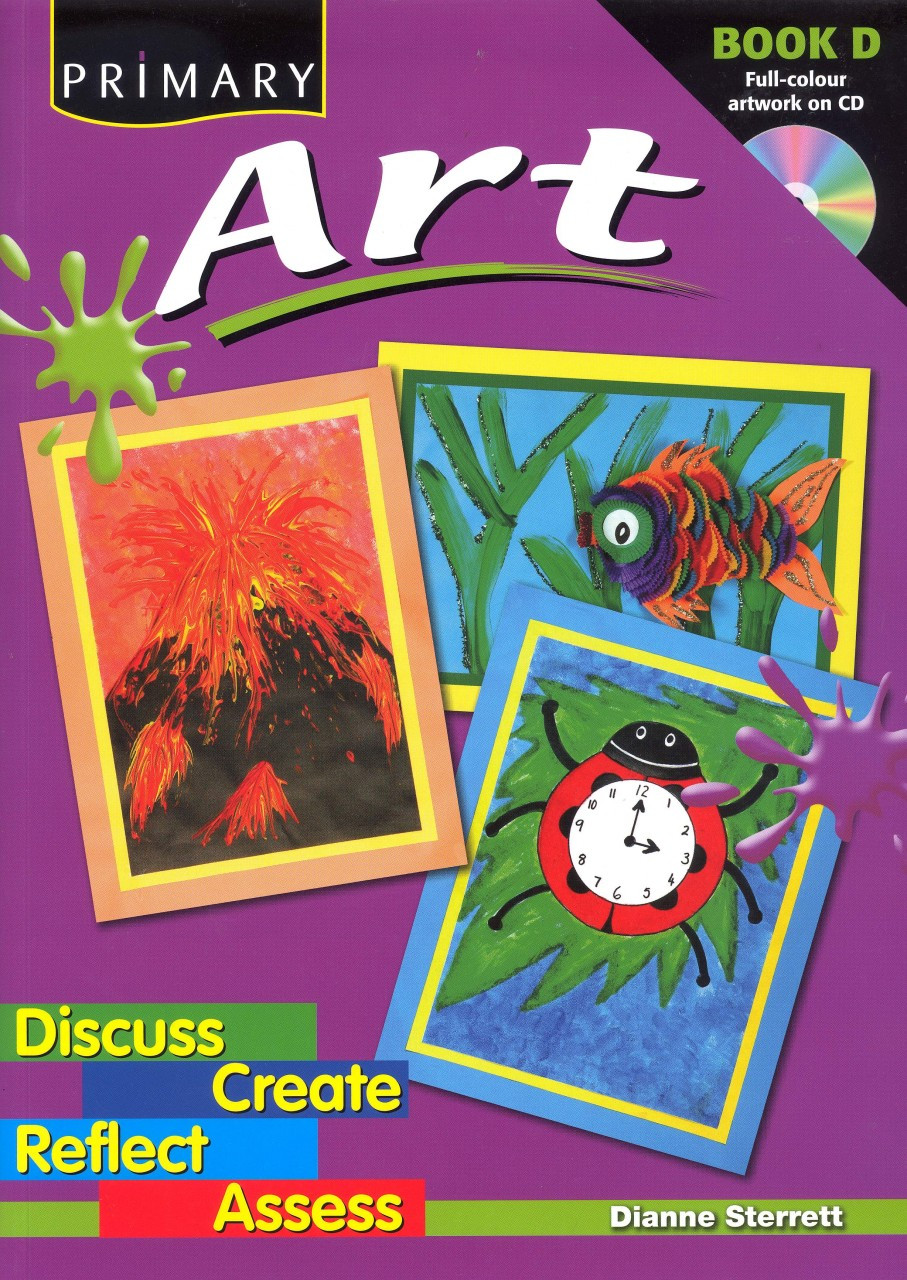 Art for Ages 8-9: Book D