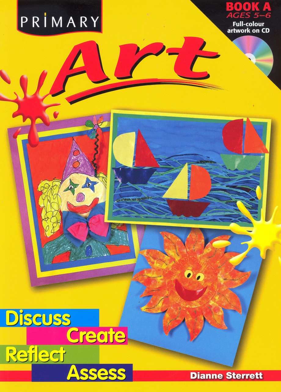 Art for Ages 5-6: Book A
