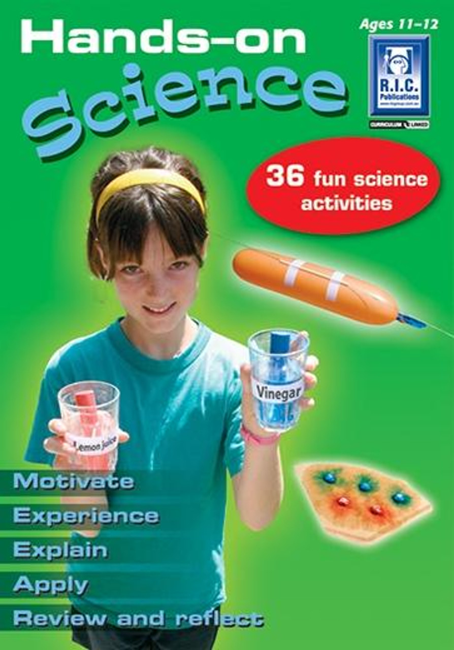 Hands-on Science ages 11+