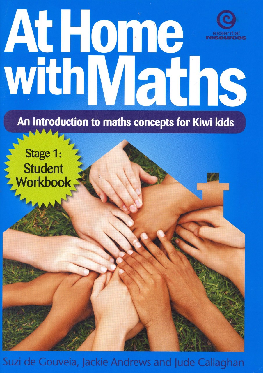 At Home with Maths Stage 1: Student Workbook