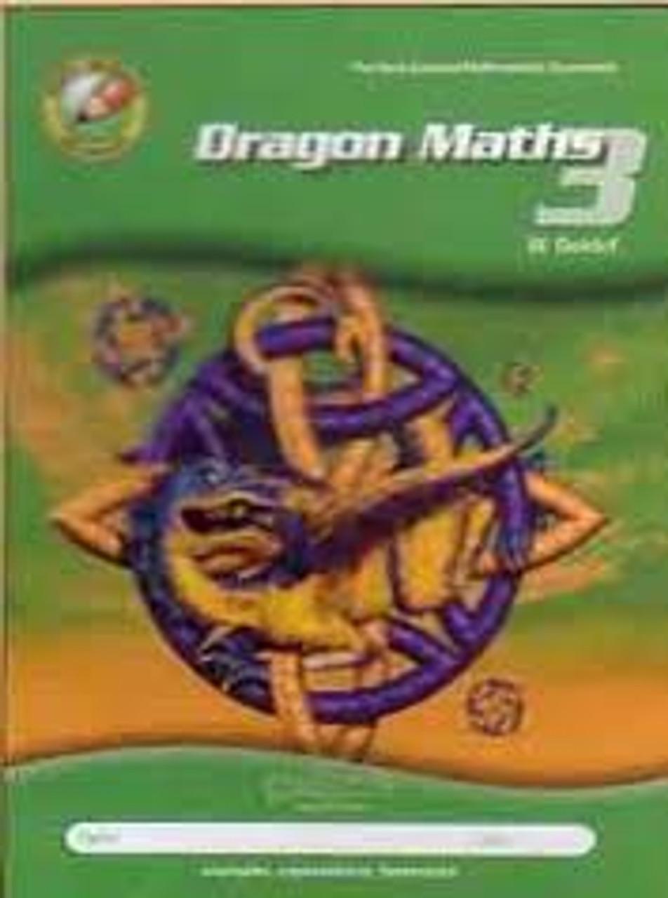 Dragon Maths 3 - NZ Mathematics Curriculum