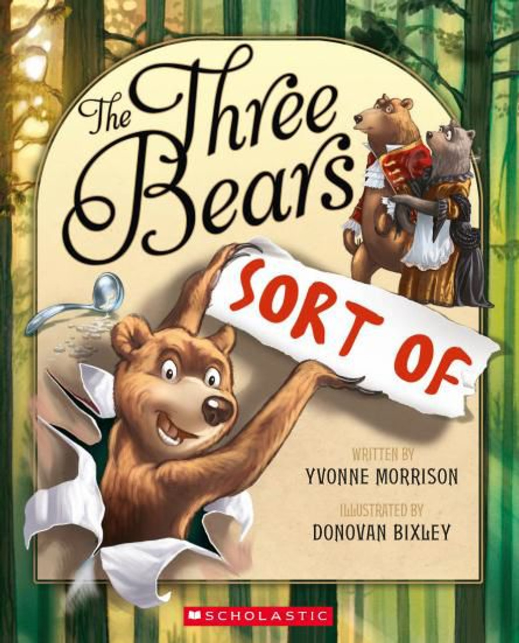 The Three Bears...Sort of