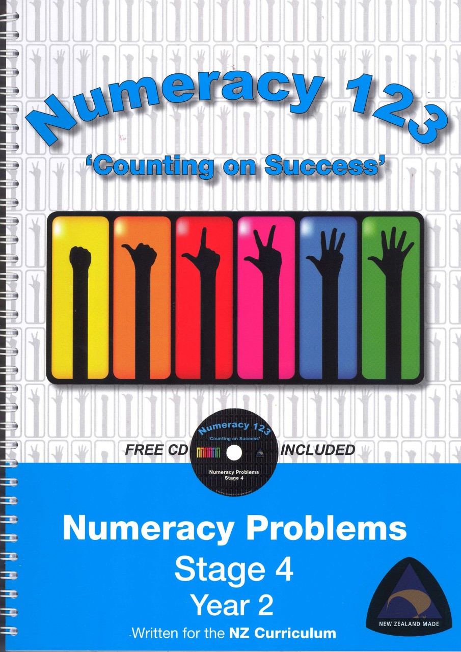 Numeracy 123 Problems: Stages 4 Year 2 Counting on Success