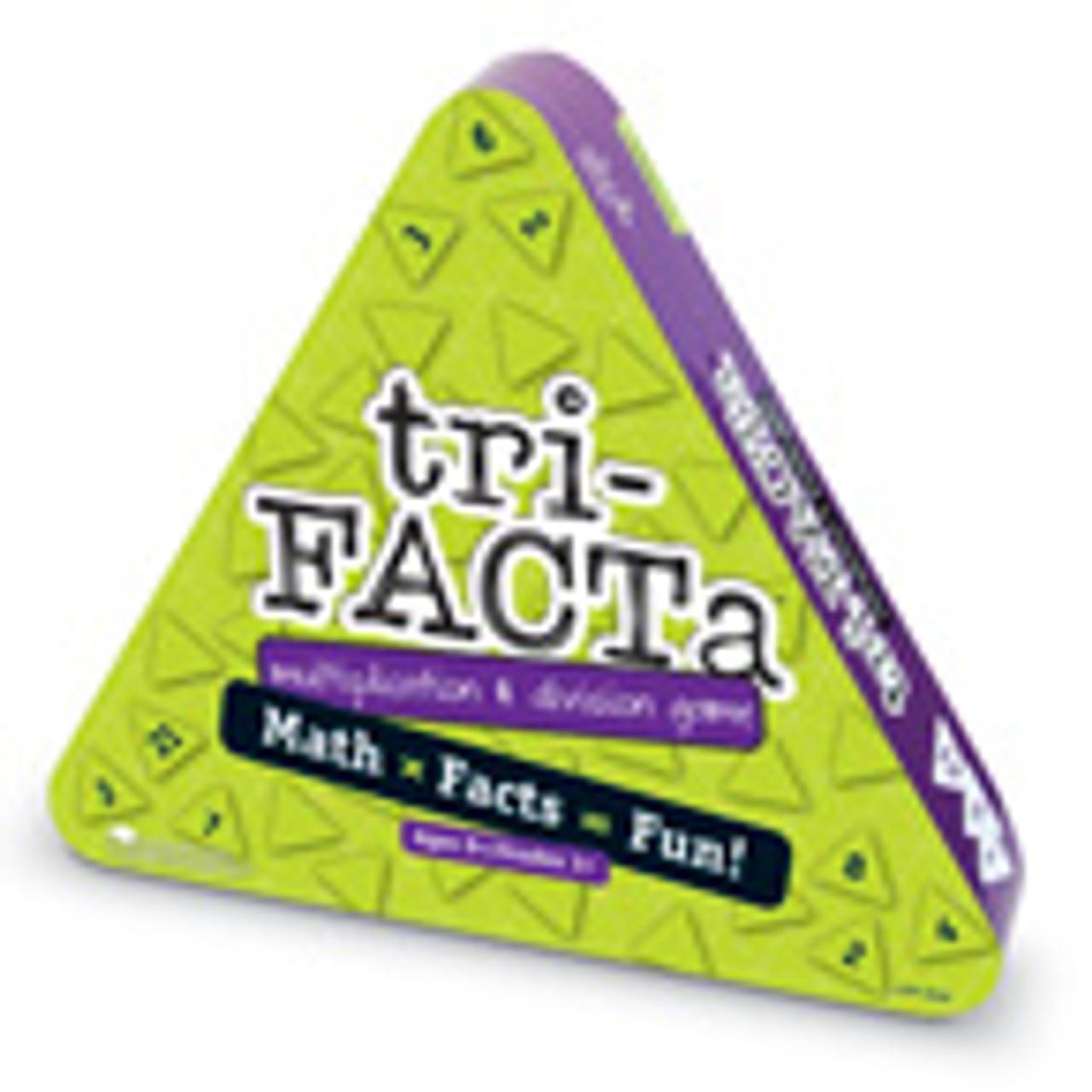 Tri-Facta Multiplication & Division Game