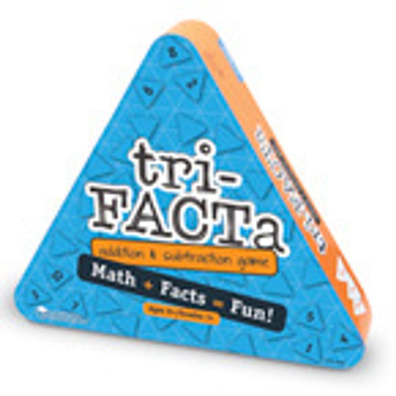 Tri-Facta Addition & Subtraction Game