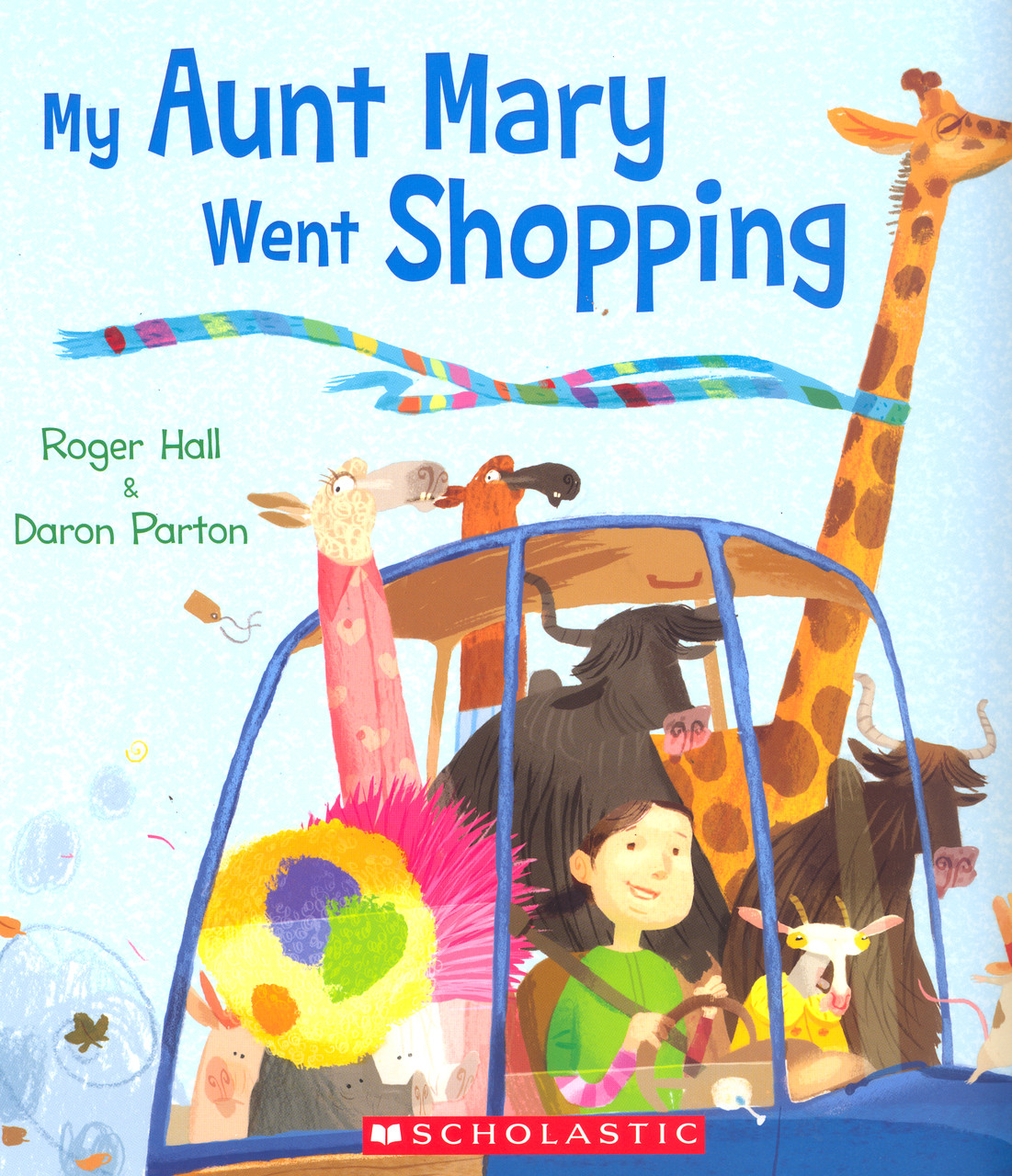 My Aunt Mary Went Shopping