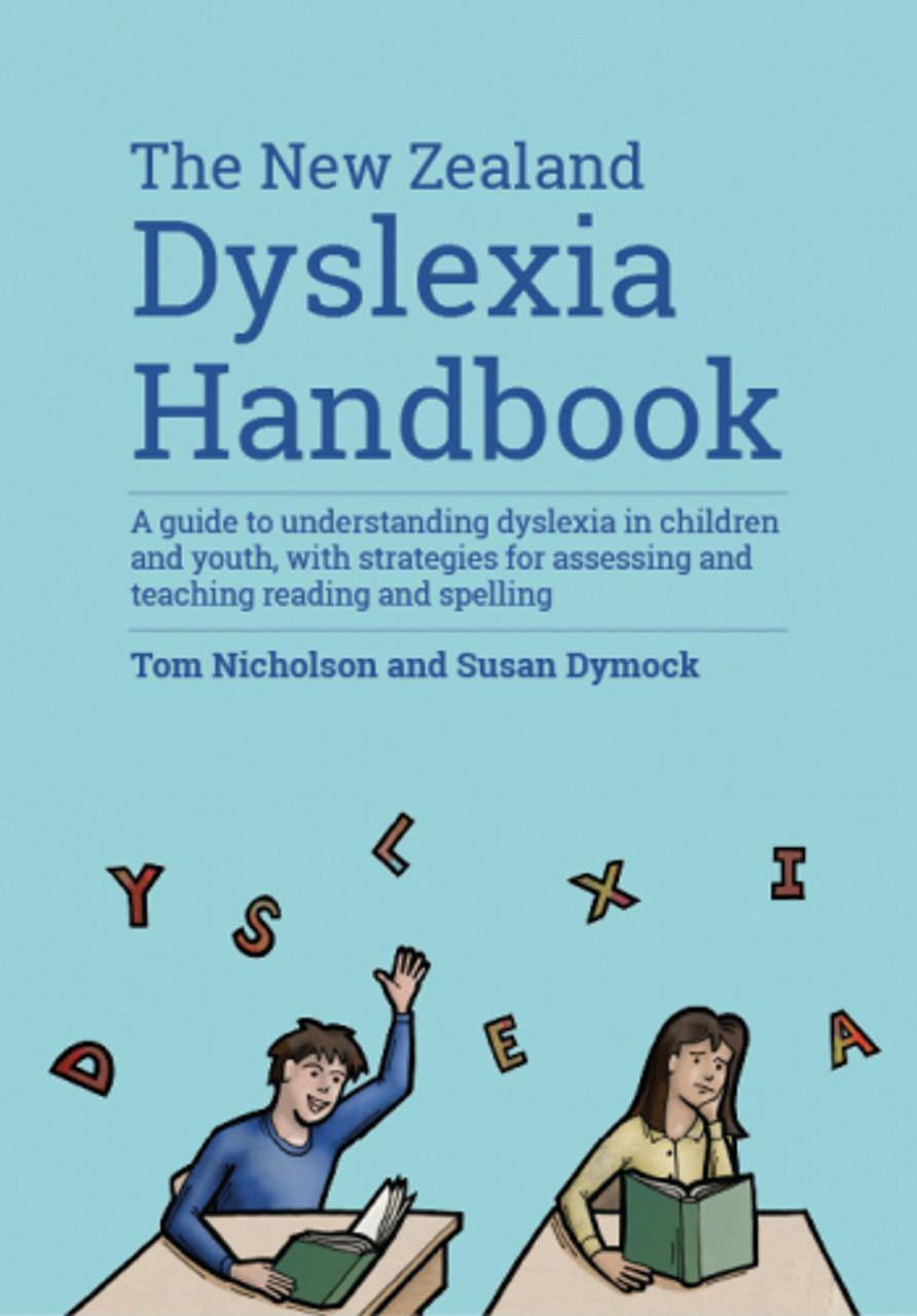 The New Zealand Dyslexia Handbook