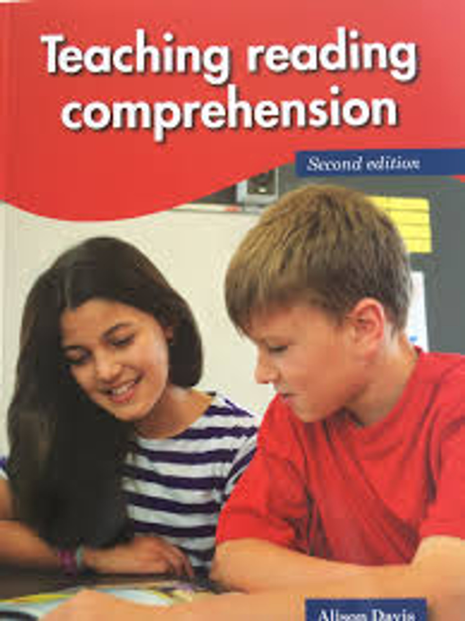 Teaching reading comprehension (Second Edition)