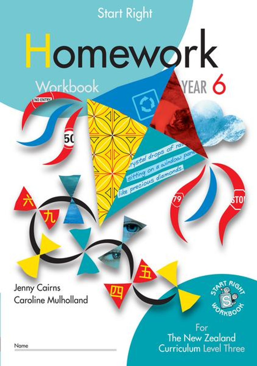 Start Right Year 6 Homework Workbook