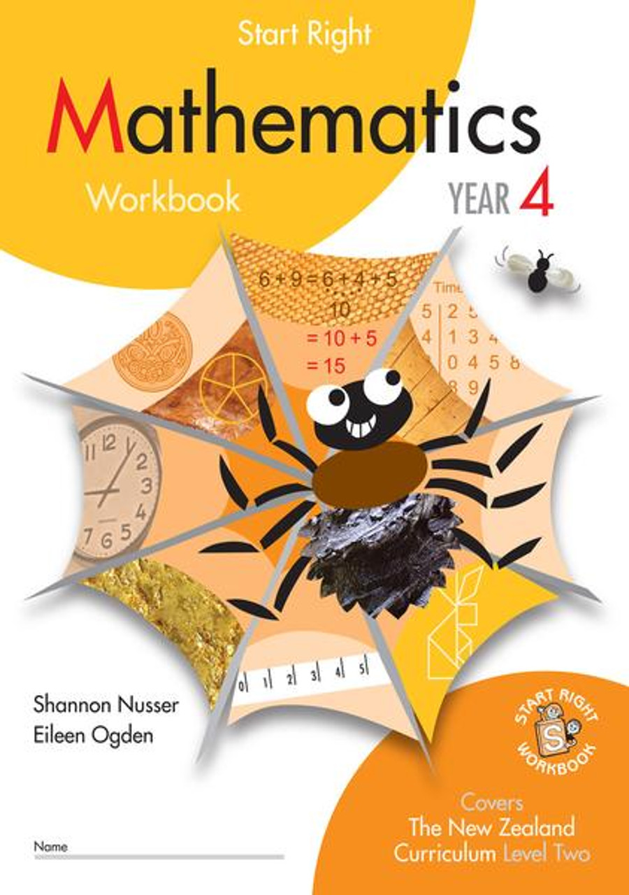 Start Right Mathematics Year 4 Workbook