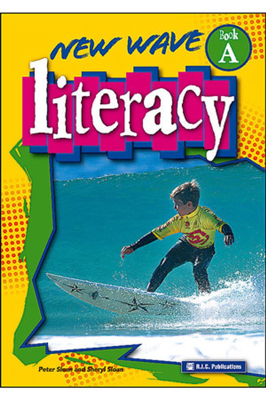 New Wave Literacy Book A - Student Workbook