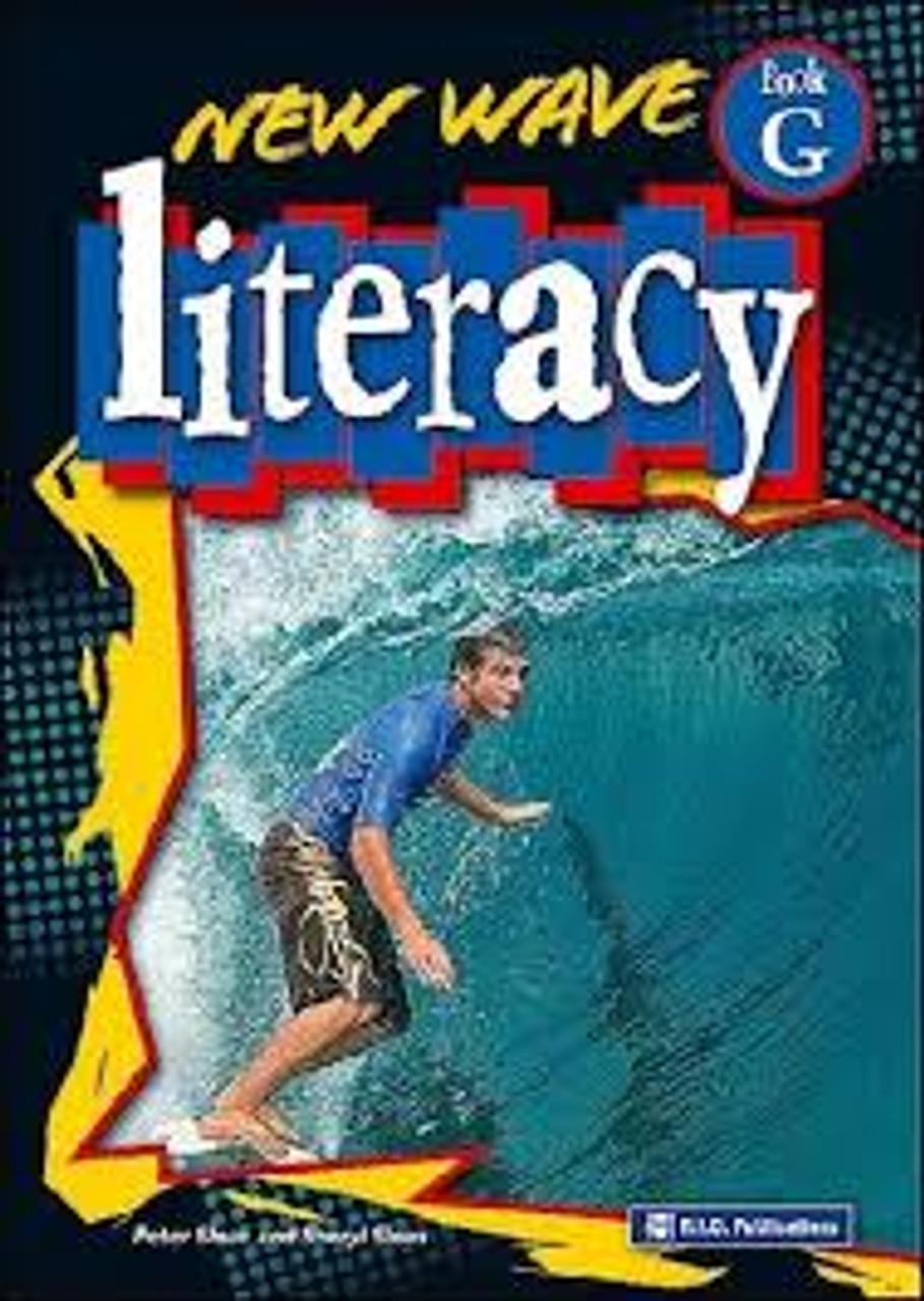 New Wave Literacy Book G - Student Workbook