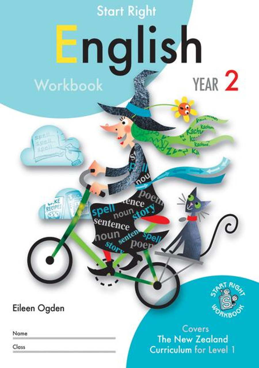 Start Right English Year 2