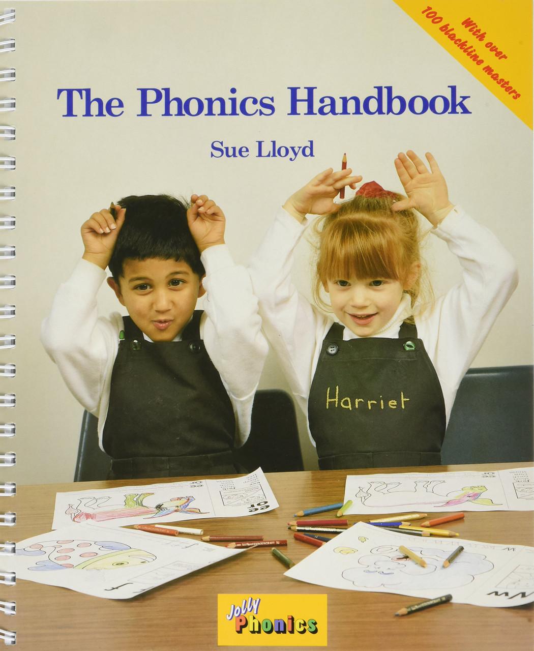 Phonics Handbook, the - with over 100 Photocopy Masters