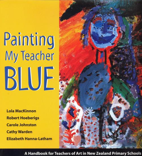 Painting My Teacher Blue