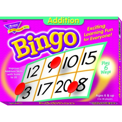 Bingo - Addition