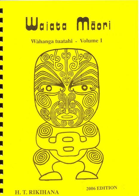 Waiata Maori Song Book - Volume 1, Songs 1-188 (Exclusive to Kohia)