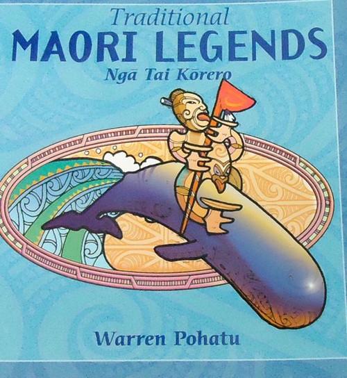 Traditional Maori Legends