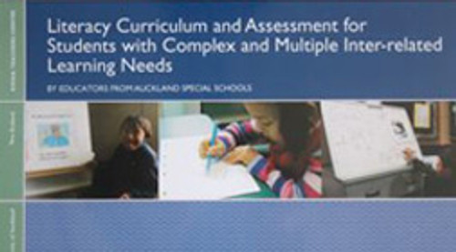 Literacy Curriculum and Assessment for Students with Complex and Multiple Inter-related Learning Needs (EXCLUSIVE TO KOHIA)
