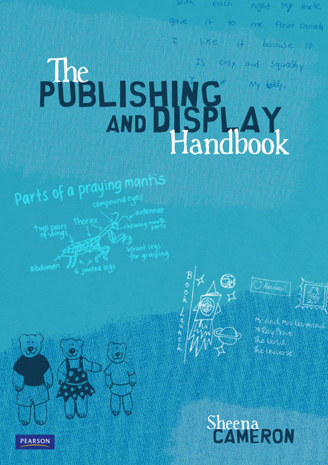 The Publishing and Display Handbook by Sheena Cameron