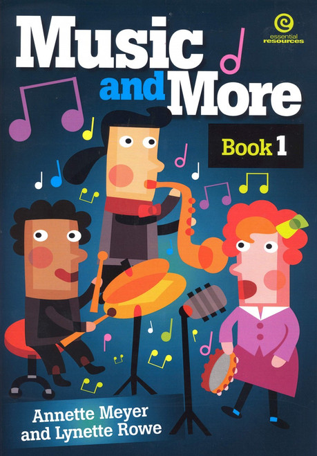 Music and More Book 1 & CD 1