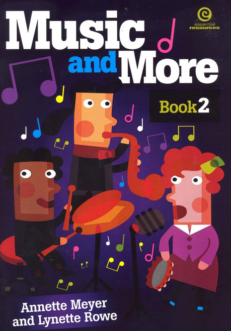 Music and More Book 2
