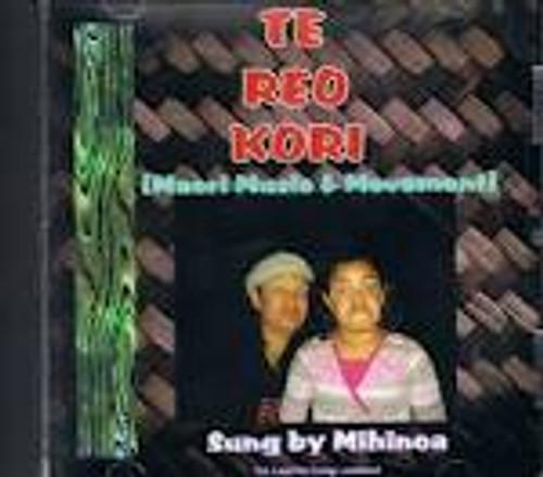 Te Reo Kori CD (Maori Music & Movement)