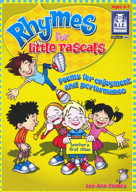Rhymes for Little Rascals - Ages 5-7