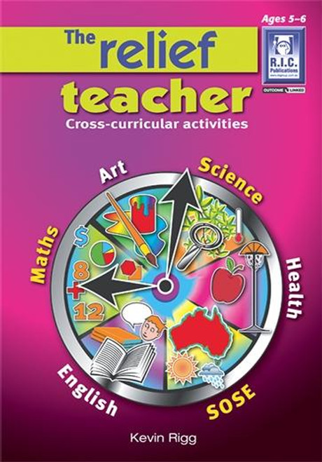 The Relief Teacher Book 1 (Ages 5 - 6)