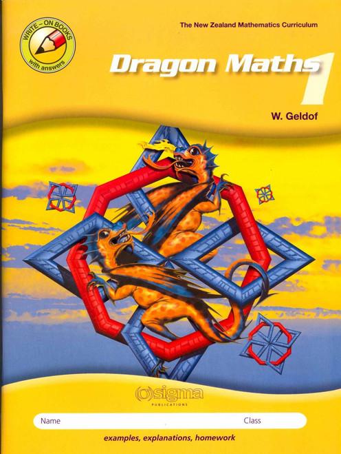 Dragon Maths 1 - NZ Mathematics Curriculum