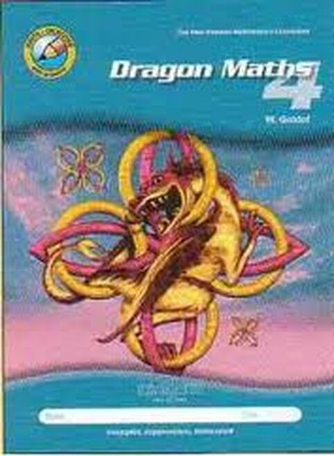Dragon Maths 4 - NZ Mathematics Curriculum (2nd Edition)