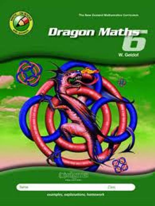 Dragon Maths 6 - NZ Mathematics Curriculum 4e