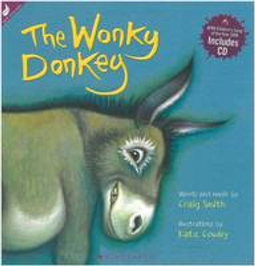 The Wonky Donkey (Includes CD)