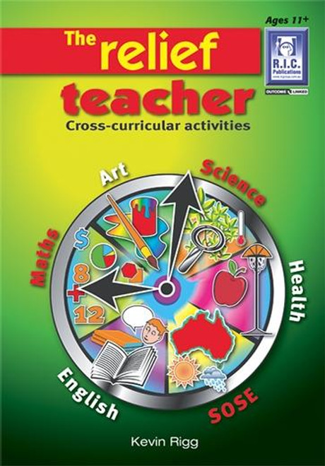 The Relief Teacher Book 4 (Ages 11+)