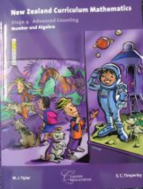 NZ Curriculum Mathematics Stage 4 Advanced Counting Number and Algebra