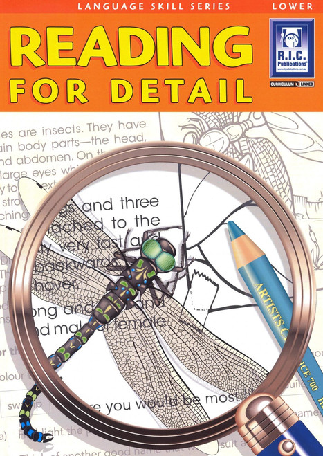 Reading for Detail - Lower (Years 3 & 4)