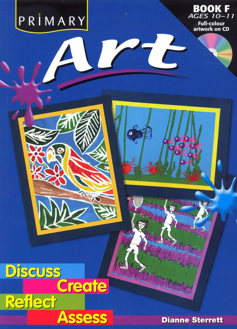 Art for Ages 10-11 : Book F