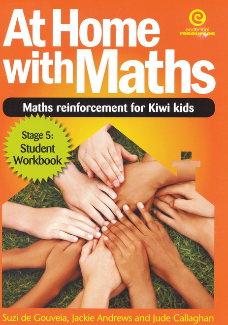 At Home with Maths Stage 5: Student Workbook