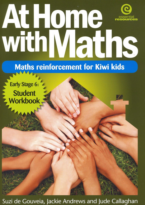 At Home with Maths Early Stage 6: Student Workbook