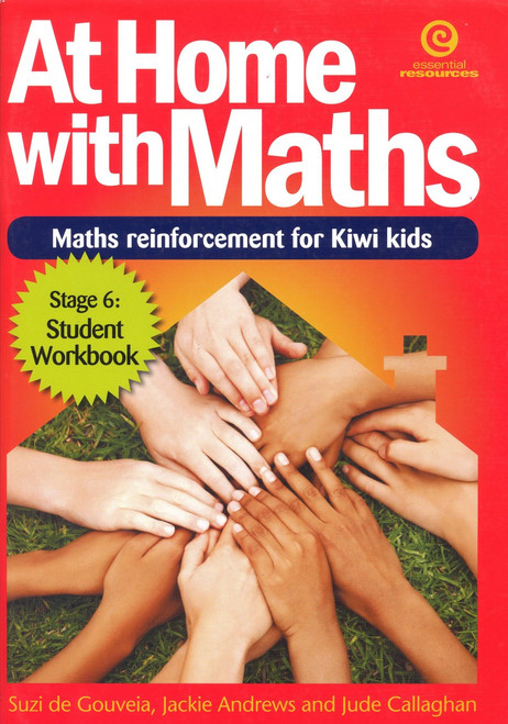 At Home with Maths Stage 6: Student Workbook