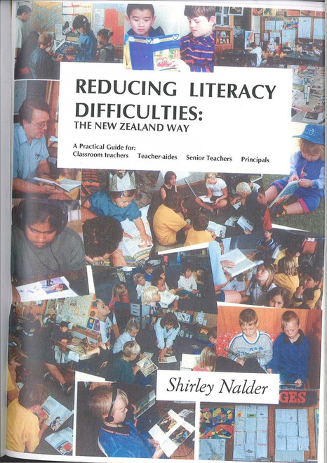Reducing Literacy Difficulties - The New Zealand Way (Exclusive to Kohia)