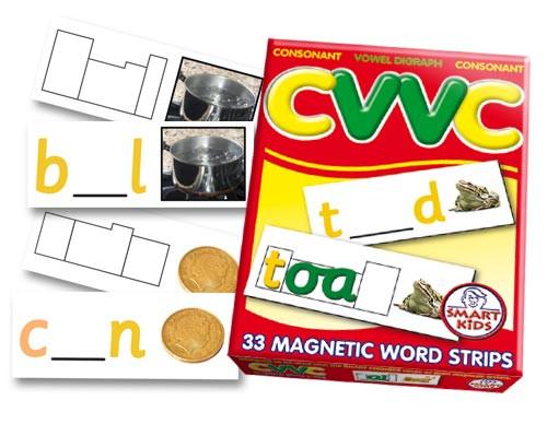 CVVC Magnetic Strips