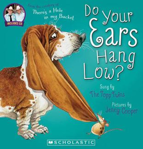 Do Your Ears Hang Low? (Includes CD)