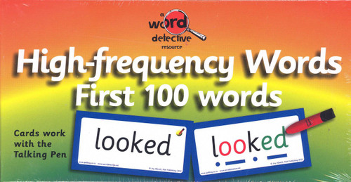 High-frequency Words by Joy Allcock  First 100 words