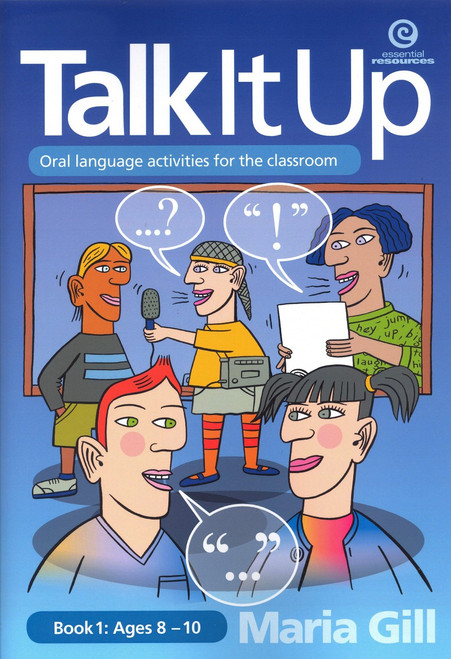 Talk It Up Book 1 for ages 8 - 10