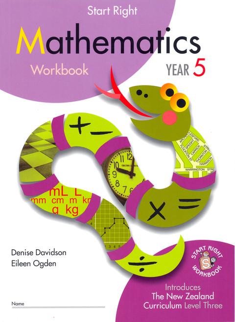 Yr 5 Maths Start Right Workbooks